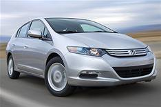 Honda Insight hybrid: more details