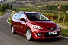 Upgraded Mazda 5 available now