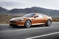 Aston Martin Virage breaks cover