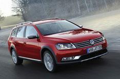2012 VW Passat Alltrack review