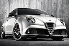 Alfa Romeo Mito GTA concept car