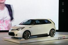 MG3 supermini not in UK before late 2012