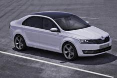 New Skoda Rapid from around 12k