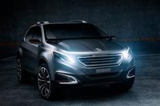 Beijing 2012: Peugeot Urban Crossover