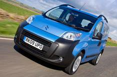 Citroen launches Nemo Multispace