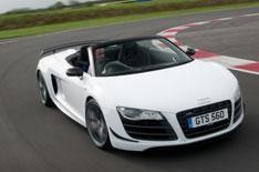 2012 Audi R8 GT Spyder review