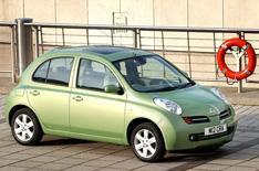 Nissan Micra recall over steering wheel