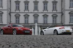 Aston Martin's even faster V8 Vantage