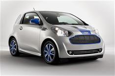 French flair for Aston Cygnet