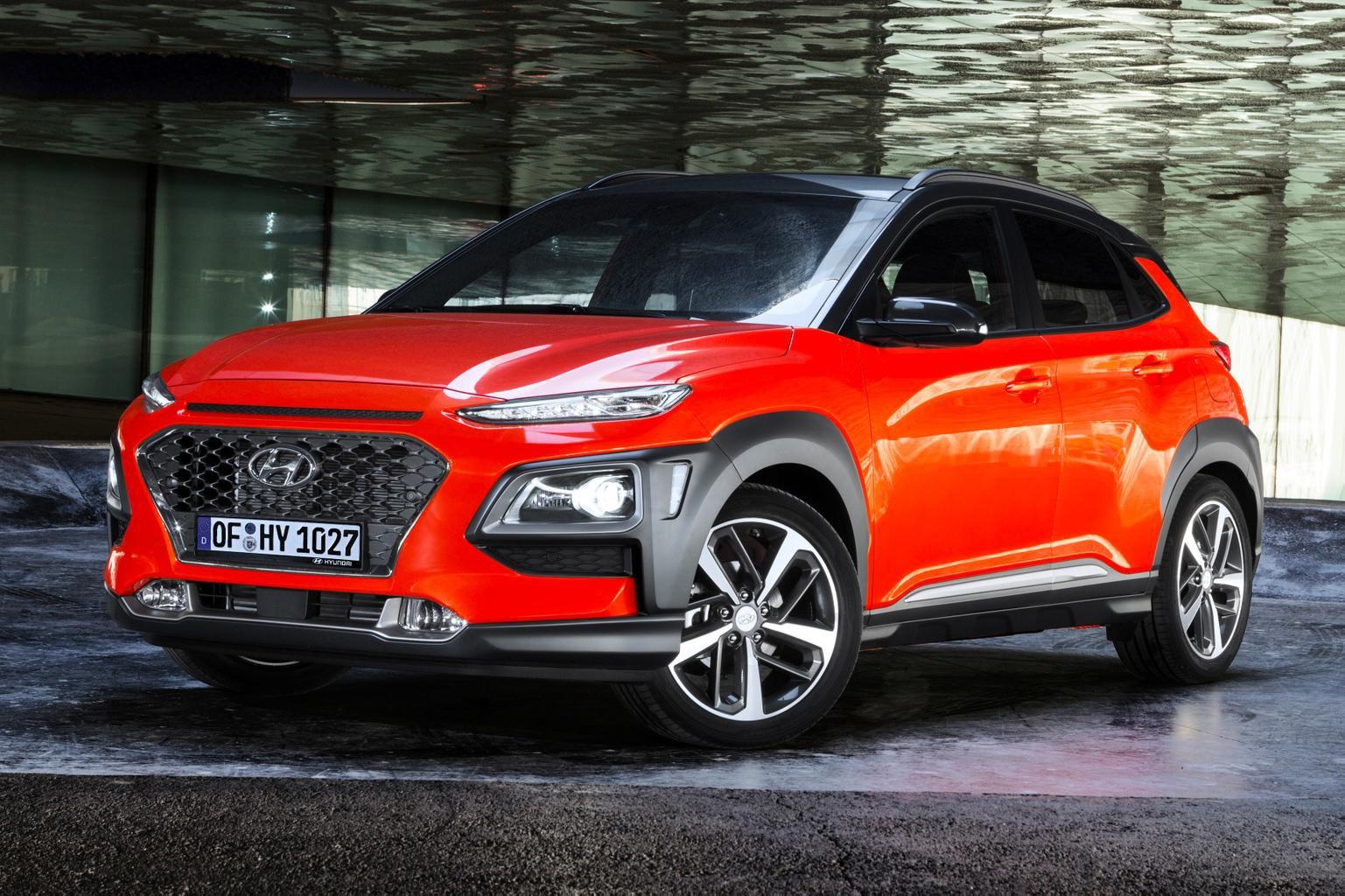 2018 Hyundai Kona 1.6 CRDi 115 verdict