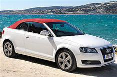 Audi A3 cab wins women's accolade