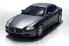 Maserati Quattroporte gets new engine