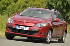 Renault Megane Sport Tourer: driven