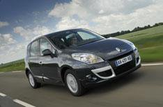 First drive: Renault Scenic