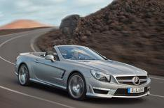 2012 Mercedes SL63 AMG review - updated
