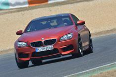 2013 BMW M6 Competition Pack review