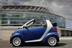 Smart adds start-stop technology
