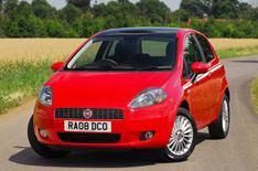 Fiat revises Grande Punto range