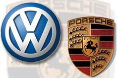 Volkswagen begins Porsche takeover