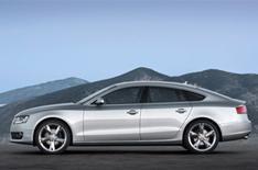 Exclusive Audi A5 Sportback preview