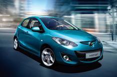 Mazda to unveil revised 2 at Paris show