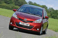 New Toyota Yaris review