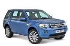 2013 Land Rover Freelander exclusive
