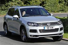 Large VW SUV planned