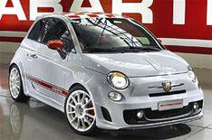 The hottest Fiat 500 yet