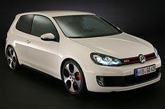 Be first to see new VW Golf GTI