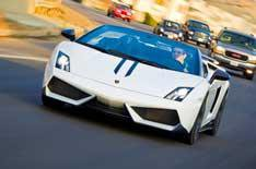 Lamborghini Gallardo reviews