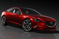 Mazda Takeri concept car previews new 6