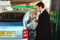 Petrol prices start to soar