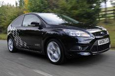 Ford Focus Zetec S gets sports styling