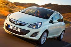 2013 Vauxhall Corsa gets 88g/km model