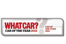 Contenders for Car of the Year Award