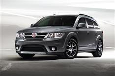 Fiat Freemont seven-seater unveiled