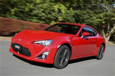 Test drive the Toyota GT 86