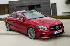 2013 Mercedes-Benz CLA preview