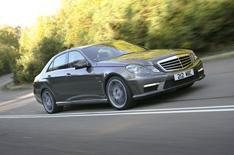 Mercedes-Benz E63 AMG: driven