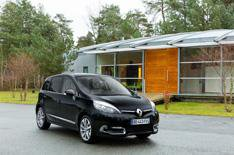 2013 Renault Scenic will come to UK