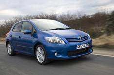 Most economical Auris announced