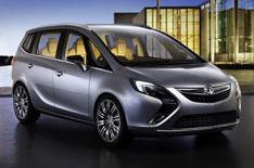 New Vauxhall Zafira on sale next year