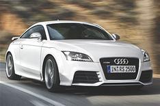 Audi TT RS revealed
