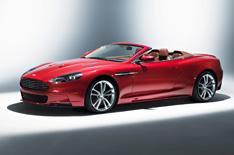 First picture: Aston Martin DBS Volante