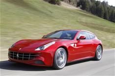 Driven: Ferrari FF