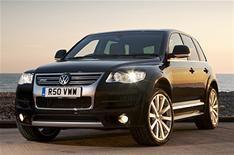First drive: Volkswagen Touareg R50