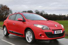 Entry-level Renault Megane launched