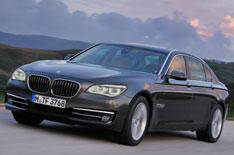 2012 BMW 7 Series unveiled
