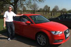 Our cars: Audi A3 Sportback video update